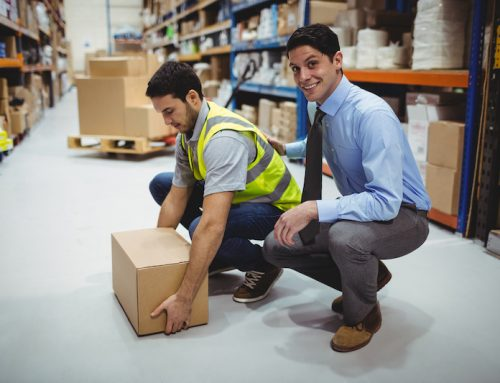 How to Reduce Injuries from Manual Handling