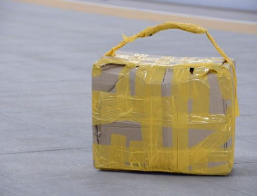 Suspicious Packages – A Reminder