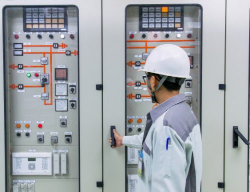 Working Safely with Low Voltage Panels and Switchboards